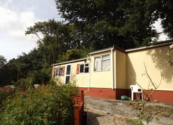 Thumbnail 1 bed mobile/park home for sale in Bell Lake, Camborne, Cornwall
