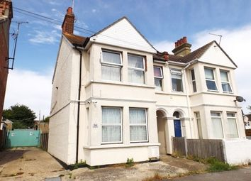 Thumbnail 2 bed flat to rent in Herbert Road, Clacton-On-Sea