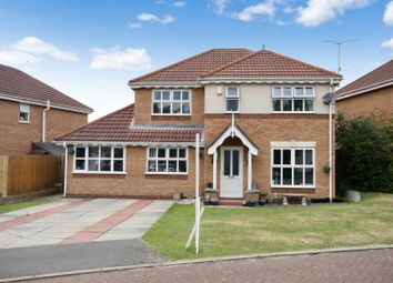 Thumbnail 4 bed detached house for sale in Strawberry Fields, Great Boughton, Chester