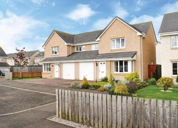 Thumbnail 3 bed semi-detached house for sale in Orchard Way, Inchture, Perthshire
