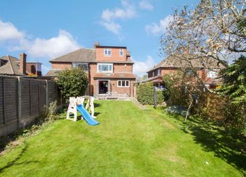 Thumbnail 4 bed semi-detached house for sale in Newlands Drive, York