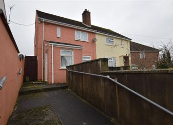 Thumbnail 3 bed semi-detached house for sale in Foley Way, Haverfordwest