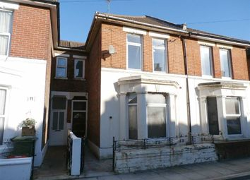 Thumbnail 3 bed terraced house for sale in Pains Road, Southsea