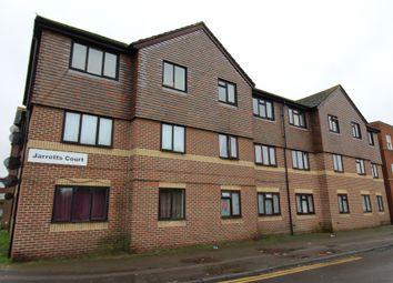 Thumbnail 1 bed flat to rent in Jarretts Court, Wykeham Road, Sittingbourne, Kent