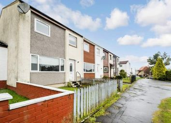 Thumbnail 3 bed terraced house for sale in Divert Walk, Gourock, Inverclyde, .