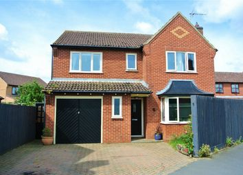 Thumbnail 4 bed detached house for sale in Newlands Road, Haconby, Bourne, Lincolnshire