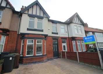 Thumbnail 4 bedroom terraced house for sale in Cambridge Avenue, Crosby, Liverpool, Merseyside