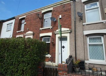 Thumbnail 2 bed terraced house to rent in Livesey Branch Road, Feniscowles, Blackburn
