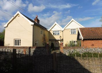 Thumbnail 5 bed detached house for sale in Redgrave Road, South Lopham, Diss