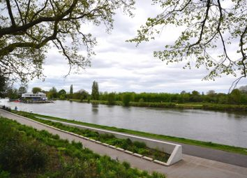 Thumbnail 3 bed flat for sale in Anglesea Road, Kingston Upon Thames