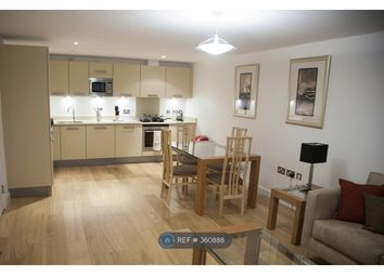 Thumbnail 2 bed flat to rent in Watergardens Square, London