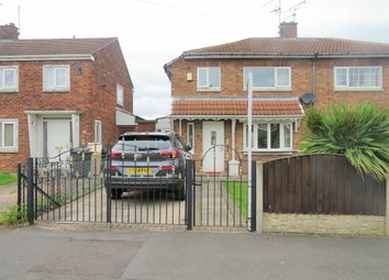 Thumbnail 2 bed semi-detached house for sale in Pipering Lane, Scawthorpe, Doncaster