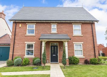 Thumbnail 4 bedroom detached house for sale in Ellerbeck Avenue, Nunthorpe, Middlesbrough