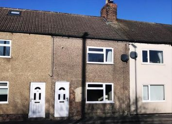Thumbnail 2 bed terraced house for sale in Bedale Road, Leeming Bar, Northallerton
