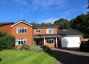 Thumbnail 5 bed detached house for sale in Haydock Park Gardens, Newton-Le-Willows, Warrington