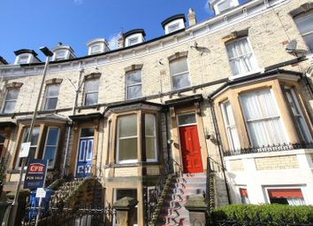 Thumbnail 2 bed flat for sale in Grosvenor Crescent, Scarborough