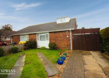 Thumbnail 2 bed semi-detached bungalow for sale in Gladonian Road, Wick, Littlehampton, West Sussex