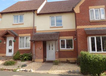 Thumbnail 2 bed terraced house for sale in Wordsworth Close, Exmouth, Devon