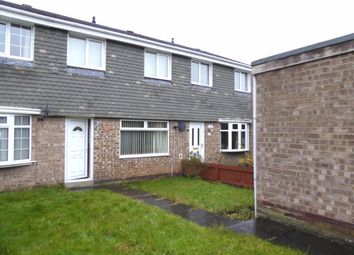 Thumbnail 3 bed terraced house to rent in Penhill Close, Ouston, Chester Le Street