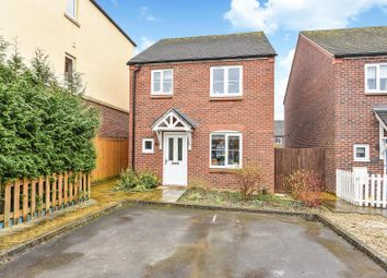3 bed detached house for sale in Bramble Walk, Barley Road, Andover SP11