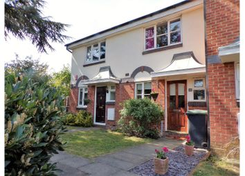 Thumbnail 2 bed terraced house for sale in Pennington Way, Grove Park