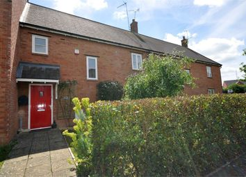 Thumbnail 3 bedroom terraced house for sale in The Jitty, Mawsley Village, Kettering, Northants