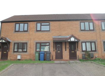 Thumbnail 2 bed terraced house to rent in Shakespeare Close, Tamworth