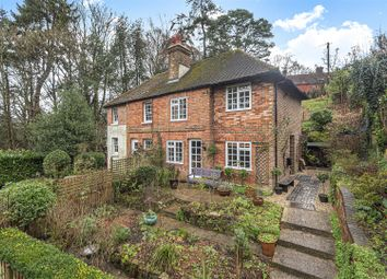Haste Hill, Haslemere GU27. 3 bed semi-detached house for sale