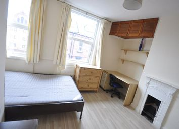 Thumbnail 5 bedroom shared accommodation to rent in Thornville Mount, Hyde Park, Leeds