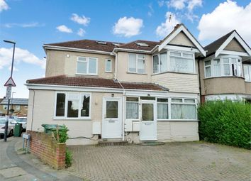 Thumbnail 2 bedroom flat for sale in Lynton Road, Harrow, Middlesex