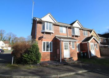Thumbnail 3 bed semi-detached house for sale in Blackett Road, Maidenbower, Crawley