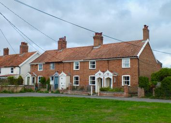 Thumbnail 2 bed end terrace house for sale in Post Office Road, Knodishall, Saxmundham