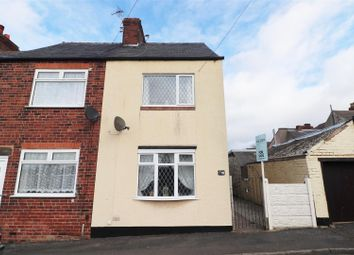 Thumbnail 2 bed end terrace house for sale in Pretoria Street, Shuttlewood, Chesterfield