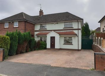 Thumbnail 3 bed property to rent in Lilac Road, Dudley