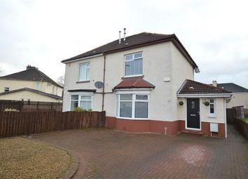 Thumbnail 3 bedroom semi-detached house for sale in Alderman Road, Knightswood, Glasgow