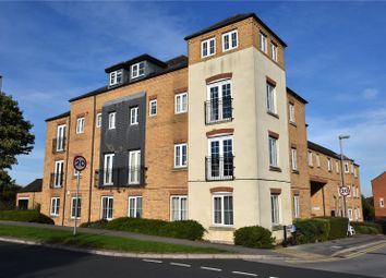 Thumbnail 2 bed flat for sale in Broadlands Place, Pudsey, West Yorkshire