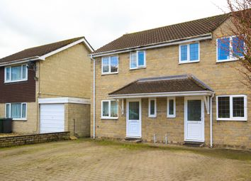 Thumbnail 2 bedroom semi-detached house to rent in Hill Road, Wotton Under Edge, Gloucestershire