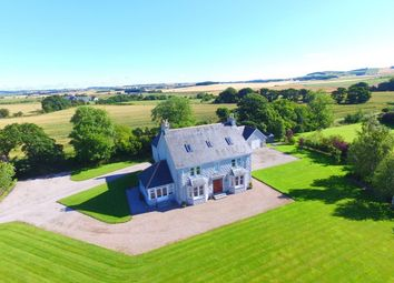 Thumbnail 5 bedroom detached house for sale in Lethenty, Inverurie, Aberdeenshire