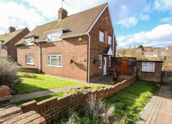 Thumbnail 3 bedroom semi-detached house for sale in St. Georges Crescent, Gravesend