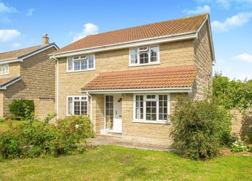 Thumbnail 4 bed detached house for sale in Kings Close, Longburton, Sherborne