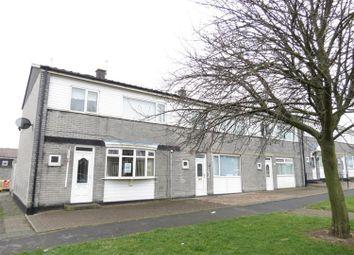 Thumbnail 3 bedroom end terrace house to rent in Helford Road, Peterlee, Durham