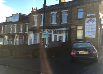 Thumbnail 3 bedroom end terrace house to rent in Aireville Road, Bradford