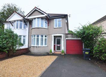 3 bed semi-detached house for sale in West Town Lane, Brislington, Bristol BS14