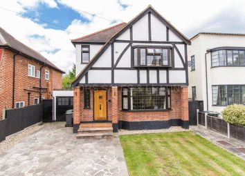 Thumbnail 4 bed detached house to rent in Shelley Grove, Loughton