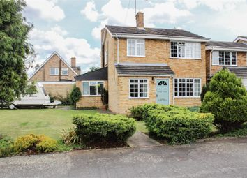 Thumbnail 3 bed detached house for sale in Oakleigh Drive, Orton Longueville, Peterborough