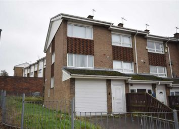Thumbnail 3 bed end terrace house for sale in Longleat Gardens, South Shields