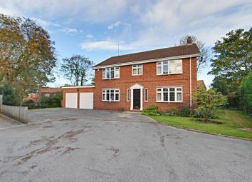 Thumbnail 4 bedroom detached house for sale in Church View, Patrington, Hull