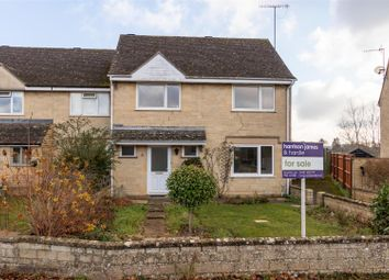 Thumbnail 3 bed semi-detached house for sale in Rye Crescent, Bourton-On-The-Water, Cheltenham