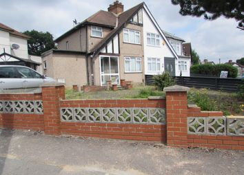 Thumbnail 3 bedroom semi-detached house for sale in Windsor Road, Harrow
