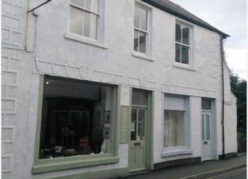 Thumbnail 5 bed terraced house for sale in Bridge Street, Llangollen